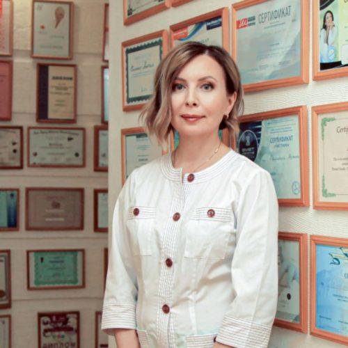 Лариса Коломеец